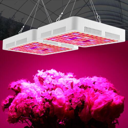 New 4000W LED Grow Light Hydroponic Full Spectrum Indoor Plant Flower Bloom IP65 Boris-garden EBW0007 for 44.89.