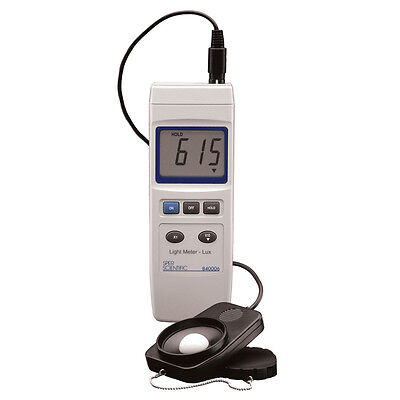 Digital Lux Light Meter Sper Scientific 840006