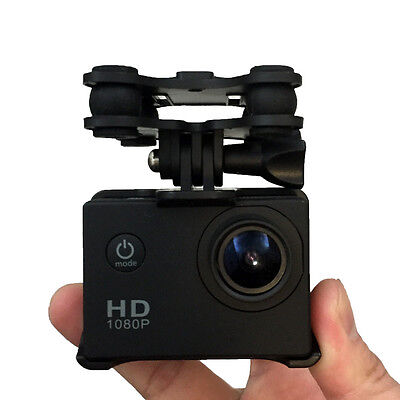 GoPro Camera Holder with Gimble/Gimbal For SYMA rc Quadcopter Drone Helicopter