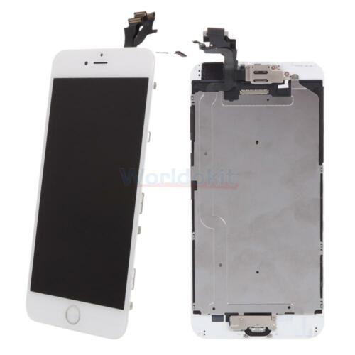 Full Lcd Display Digitizer + Camera + Home Button Screen ...