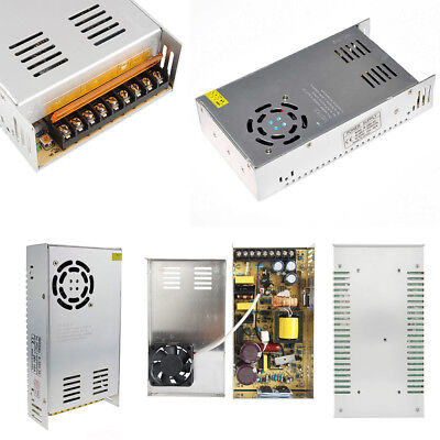 360w Ac110-240v To Dc12v48v Regulated Switching Power Supply Adapter Indoor Use