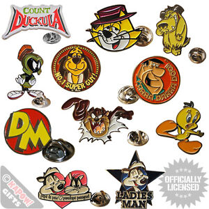 Metal-Pin-Badges-Looney-Tunes-Enamel-Pin-Badges-Clothing-Accessories-Cool-Gift