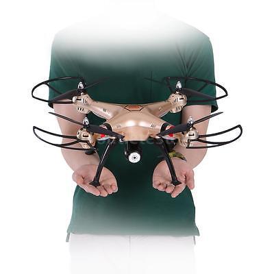 Syma X8HC RC Quadcopter 2.0MP Camera Drone w/Altitude Hold Headless Mode Toys