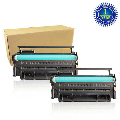 2050 Laser (2PK CE505A 05A High Yield Toner Cartridge For HP LaserJet P2055dn P2035n)