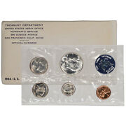 1965 US Mint Set