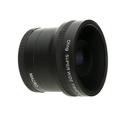 Oting Super Wide Fisheye Lens 0.15X Macro