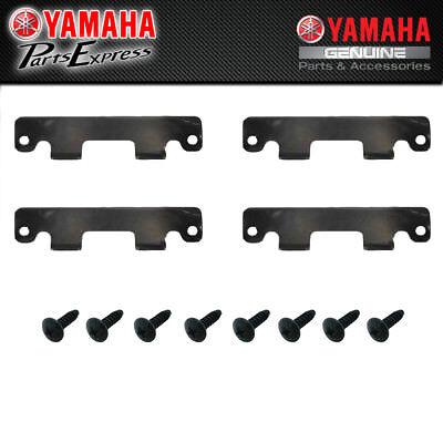 Yamaha Rhino Tailgate (YAMAHA RHINO YXR 450 660 700 OEM TAIL GATE TAILGATE HINGE PLATES AND SCREWS )