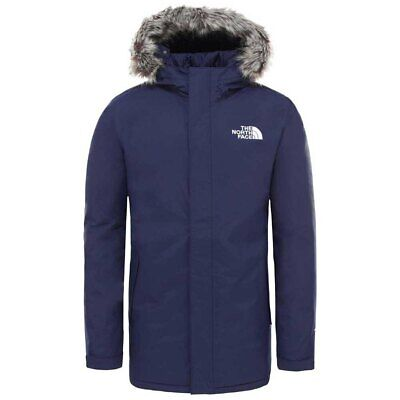 """New 2020 THE NORTH FACE LARGE 42-44"""" MENS ZANECK INSULATED JACKET BLUE RRP £260"""