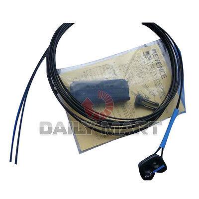 Keyence Fiber Optic Sensor Fu-37 Fu37 Brand New