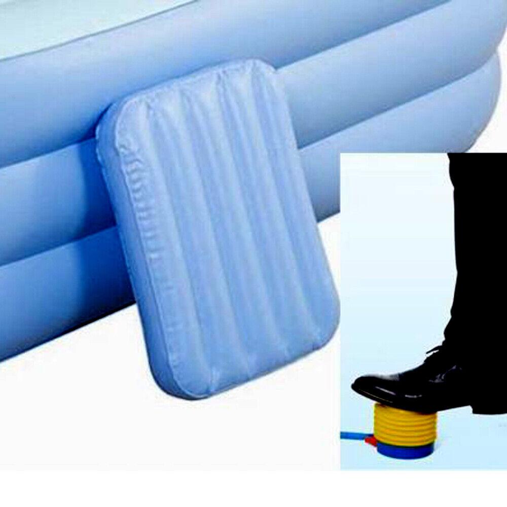 Outdoor Inflatable Adult Bath Bathtub Portable Foldable Indoor ...