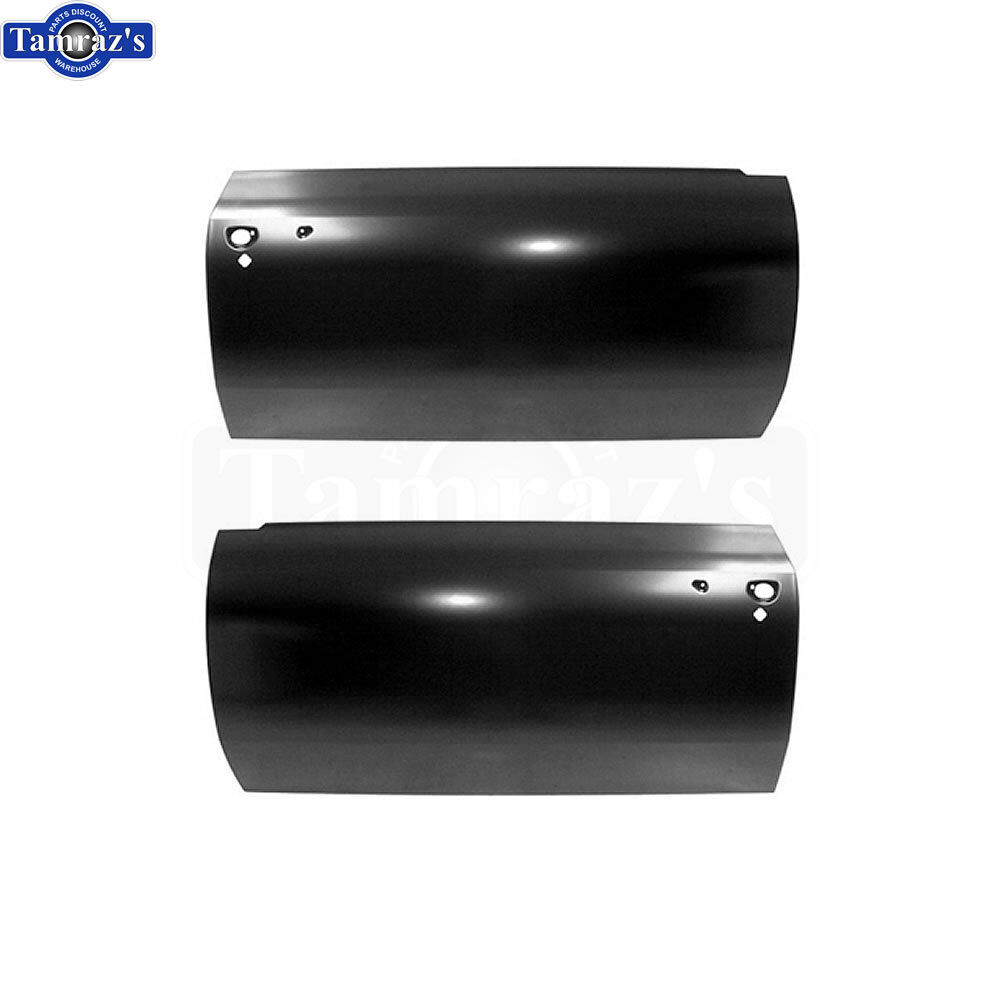 Golden Star LH 66-67 Chevelle Malibu 2 Dr OUTER Door Skin Replacement Panel