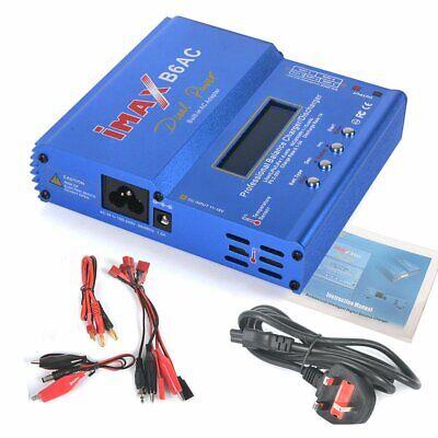 iMAX B6 LCD Lipo NiMh Li-ion Lipo RC Battery Balance Digital Charger Discharger