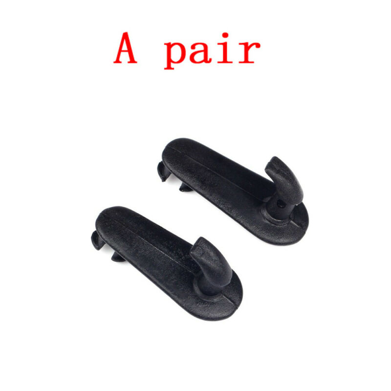 2Pc Car Mat Fixing Clips Floor Carpet Clips Hook For TOYOTA Camry Carola Crown G