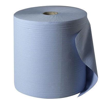 KATRIN Putztuchrollen blau, 3-lagig, 1000 Blatt Art. 485205