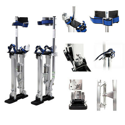Drywall Stilts Painters Walking Taping Finishing Tools- Adjustable 15 - 23