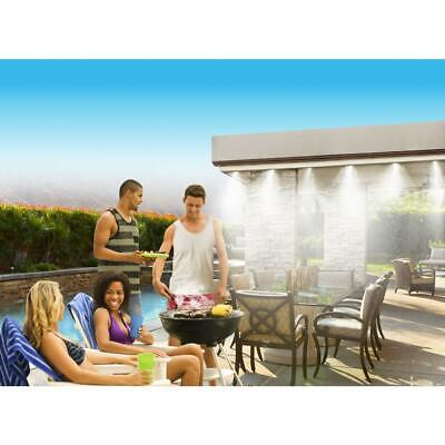 Cool Patio 30 Deluxe Misting System 30 feet  of mist line