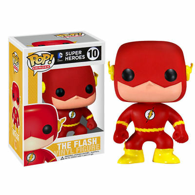 Funko Pop: Heroes - DC Super Heroes - The Flash Vinyl Figure Item #2248