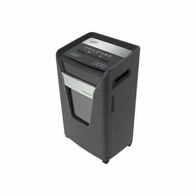 Staples 16-sheet Micro-cut Commercial Shredder Spl-bmc162a 8 Gallons Capacity