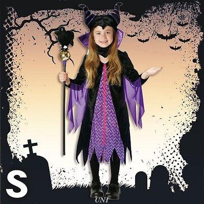 Disney Maleficent 95321s Kinder Kostüm Halloween RUBIE'S Japan Mit ()