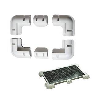 AUS FREE DEL-Solar Panel Corner Cable Mounting Bracket Caravan RV Sydney City Inner Sydney Preview