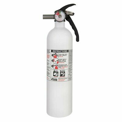 21008634 Kidde 10-bc Automarine Fire Extinguisher. New Metal Valve