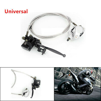 Hydraulic Rear Disc Brake Caliper System 150cc 250cc Quad Dirt Bike Universal