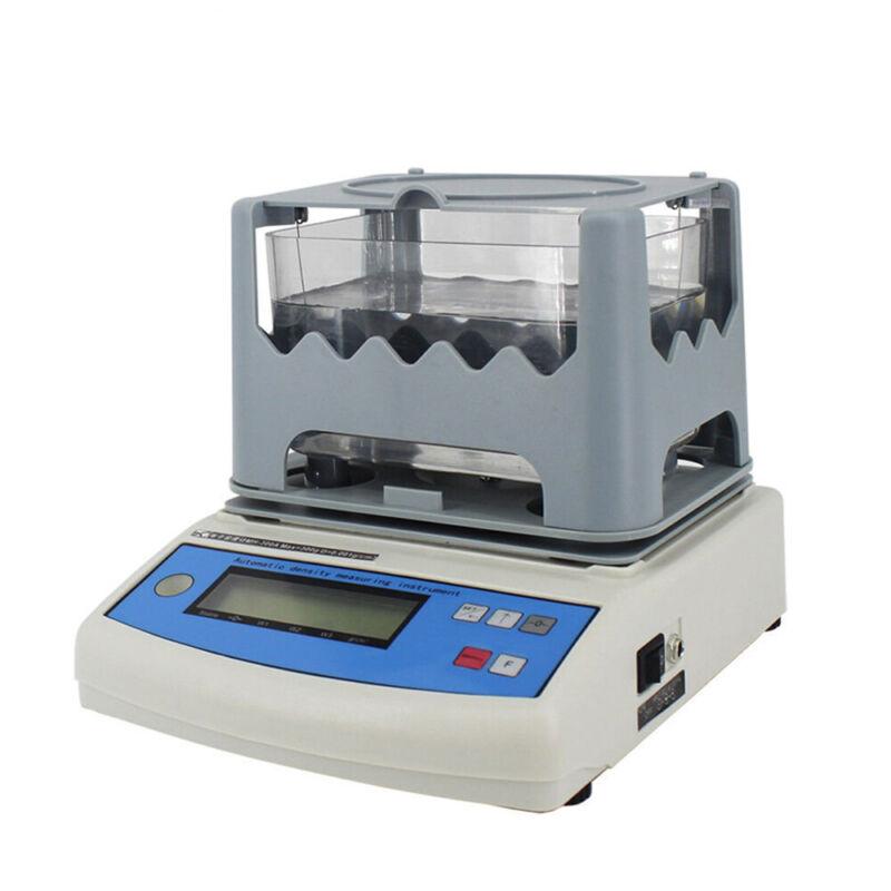 Solid Density Meter Densimeter Plastic Rubber Gravimeter LCD Display 0.01-300g