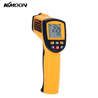 Digital Laser Thermometer LCD -50°C bis +900°C IR Infrarot Temperatur Messgerät