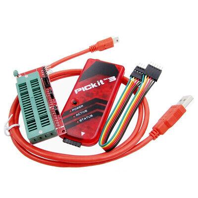 New Pickit3 Pic Kit3 Pickit2 Kit2 Debugger Programmer Emulator Pic Controller