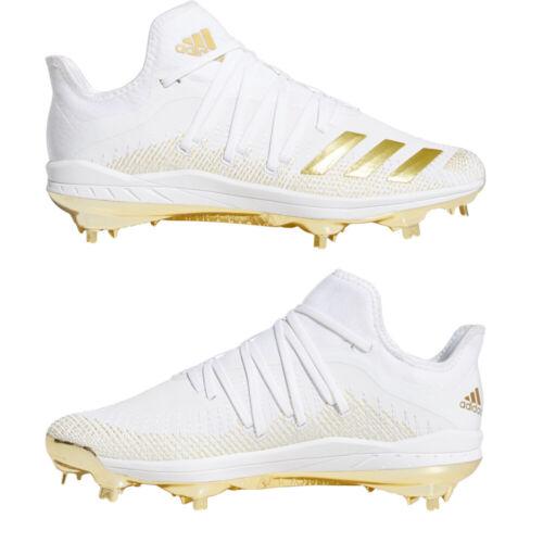 Adidas Adizero AfterBurner 6 White/Gold Men