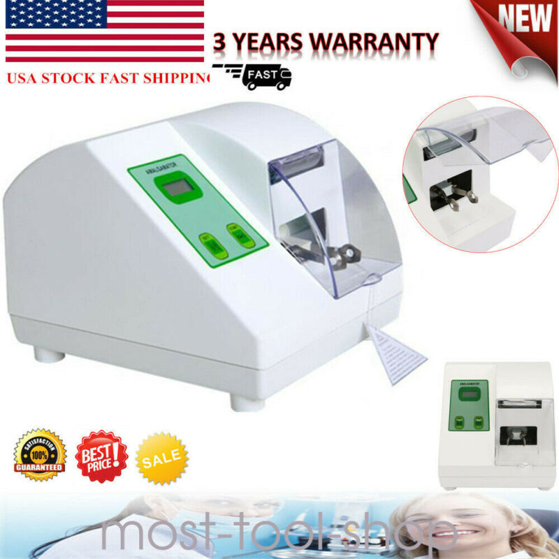 Amalgamator G5 Dental Digital Capsule Mixer HL-AH Blender Mixer Amalgam CE 110V