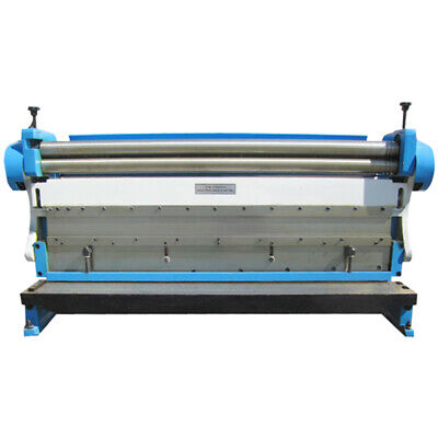 3-in-1 52 Inch X 16 Gauge Industrial Sheet Metal Brake Bender Slip Roll Shear