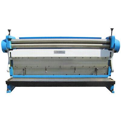 3-in-1 52 Inch X 16 Gauge Industrial Sheet Metal Brake Bender Slip Roll Shear