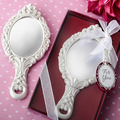 12-96 Royal Princess Hand Mirror - Fairy Tale Themed Birthday Party Favors](Fairy Themed Party)