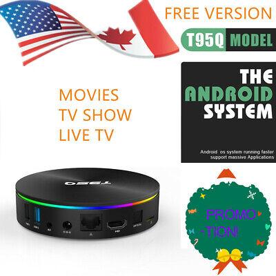 【Promotion】  Plugin Use 4G/64G (CAUS) K18 Free Version TV box Support 3D 4K HD