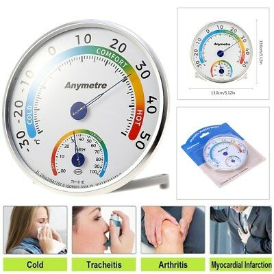 -3050c 0100rh Analog Thermometer Hygrometer Temperature Humidity Tester Meter