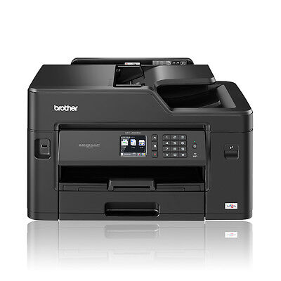 Brother MFC-J5330DW A4 Colour Multifunction Inkjet Printer