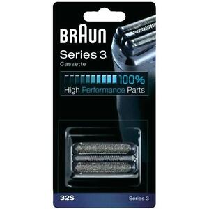 BRAUN 32S Shaver Series 3 Foil & Cutter Head Replacement 360 350 340 330 320 300