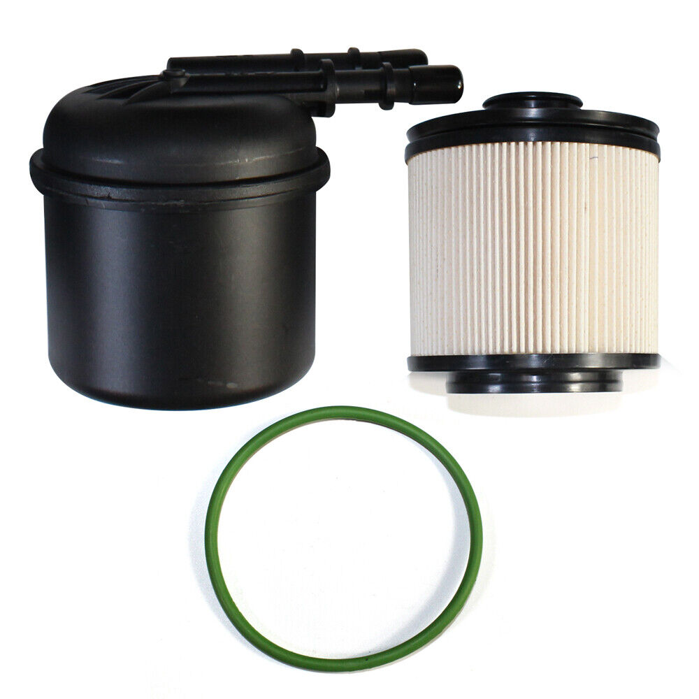 5 FD4615 Fuel Filters for Ford Super Duty 6.7L V8 Diesel Engines Powerstroke 6.7