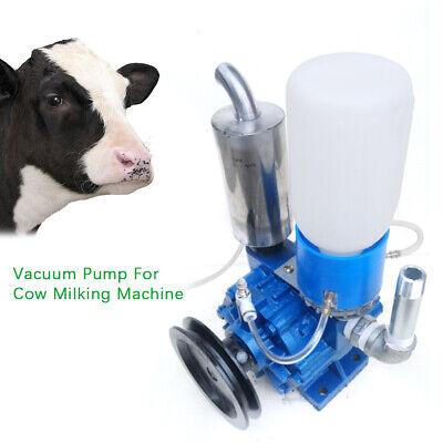 1440rpm Vacuum Pump For Cow Milking Machine Milker Bucket Tank Barrel Us Stock