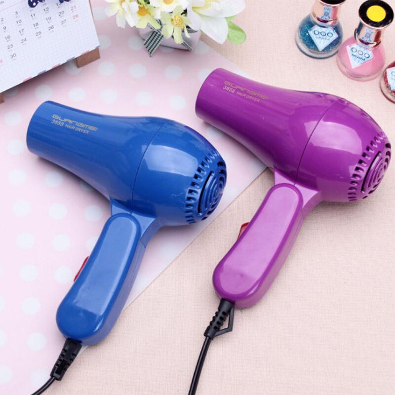 Portable Mini Hair Blow Dryer 850W Traveller Hair Dryer Comp