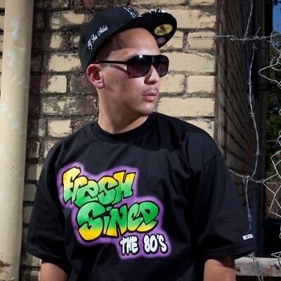 Fresh Prince of Bel-air Style Fresh Since the 80's tee t-shirt - The 80's Style