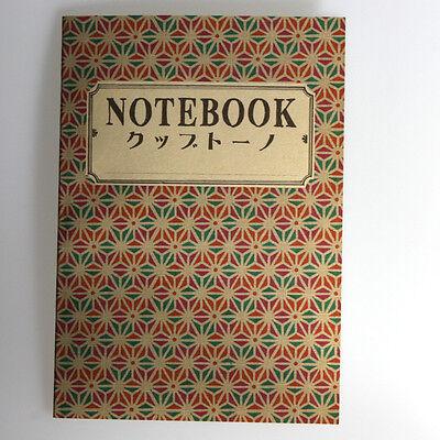 Retro Notebook DIN A5 Asanoha