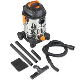 Wet and Dry Vacuum cleaner. 30L. Hoover. New. Free delivery. Heavy duty.