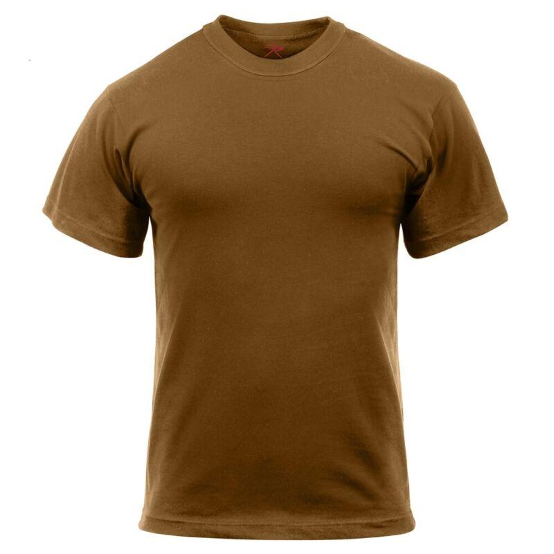 Rothco Brown T-Shirt - 6848