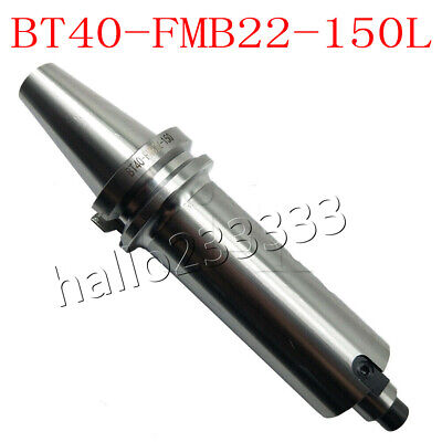 Bt40-fmb22-150l Face Endmill Holder Shell End Mill Arbor Cnc Milling New