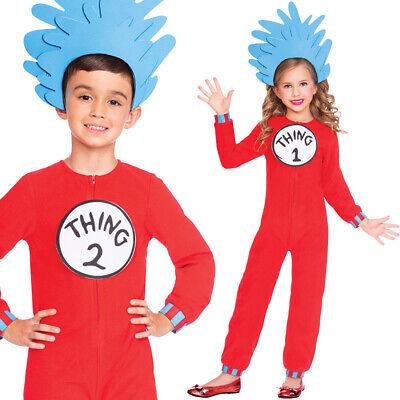 Sache One Und Sache Zwei Overall Kostüm Kostüm