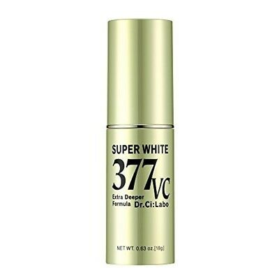 Dr. Ci:Labo Super White 377 VC Extra Deeper Formula 0.63oz 18g F/S with Tracking