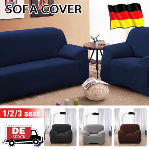 Sofa Überwürfe Sofabezug Stretch Sofahusse für 1-4er Sitzer Abdeckung Universal