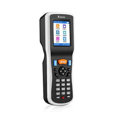Eyoyo Lcd Screen Wireless 1d Barcode Reader Inventory Counter Scanner For Store